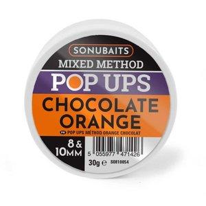 Sonubaits Mixed method chocolate orange 8 & 10mm