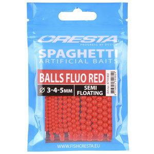 Cresta Spaghetti balls 3-4-5mm
