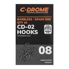 C•Drome CD-02 hooks