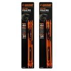 C•Drome 05 Pole rigs #16 19 mm