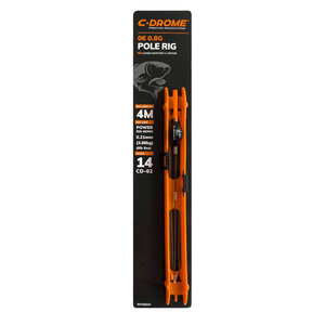 C•Drome 06 Pole rigs #14 0.21 mm
