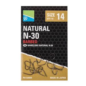 Preston Innovations Natural N-30