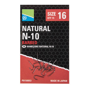 Preston Innovations Natural N-10 barbed