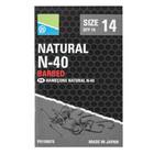 Preston Innovations Natural N-40 barbed