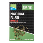 Preston Innovations Natural N-50 barbed