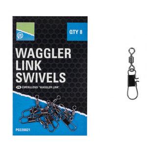 Preston Innovations Waggler link swivels