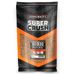 Sonubaits 50:50 method:paste natural groundbait