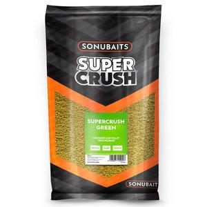 Sonubaits Supercrush green groundbait