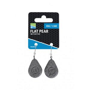 Preston Innovations Flat pear leads