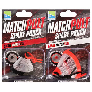 Preston Innovations Matchpult pouches