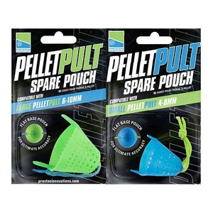 Preston Innovations Pelletpult pouches