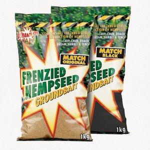 Dynamite Baits Frenzied hempseed groundbait match original
