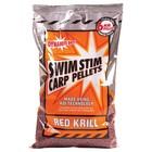 Dynamite Baits Swim stim carp pellets milled expander red krill