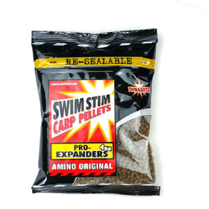Dynamite Baits Swim stim carp pellets pro-expanders amino original