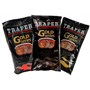 Traper Groundbait gold serie