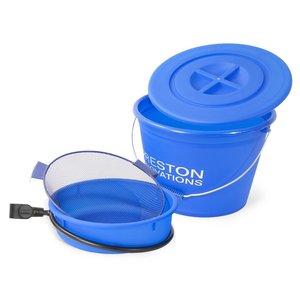 Preston Innovations Groundbait Bucket and Bowles