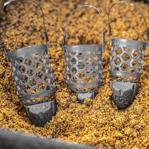 Preston Innovations Hexmesh plastic bullet feeders small