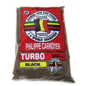 van den Eynde Turbo Black