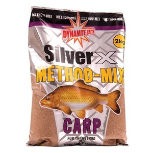 Dynamite Baits SilverX method-mix
