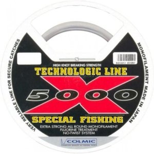 Colmic X5000 special fishing 6000
