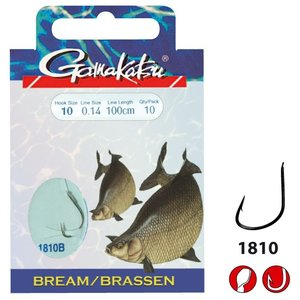 Gamakatsu Bream feeder LS 1810 100cm