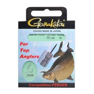 Gamakatsu Competition bream feeder strong LS2030 80cm
