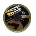 Avid Carp Readytied pindownleaders 65lb (weed/silt) 1m