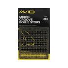Avid Carp Mixed groove bolie stops