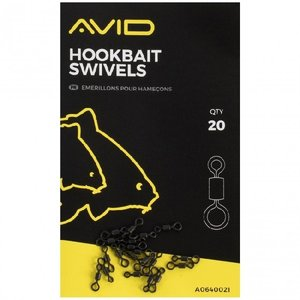 Avid Carp Hookbait swivels