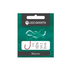Lion Worm 45cm