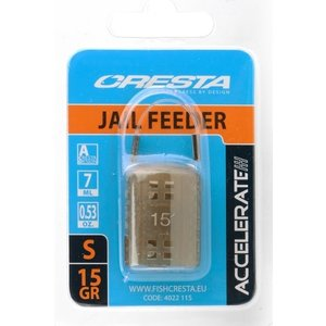 Cresta Accellerate jail feeders small