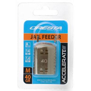 Cresta Accellerate jail feeders medium