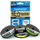 Shimano Kairiki 00.7mm manitis green 150m OP=OP