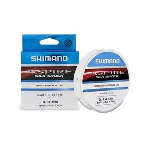 Shimano Aspire silk shock 0.08mm 50m OP=OP
