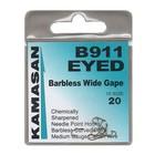 Kamasan B911 barbless eyed