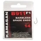 Kamasan B911 barbless spade ends
