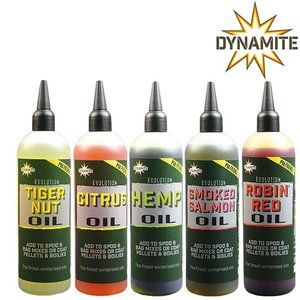 Dynamite Baits Evolution oil