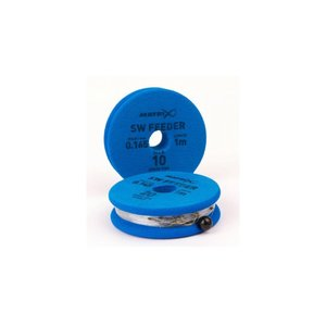 Matrix Spade end sw feeder hooks to nylon size 18   0,14mm