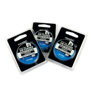 Matrix Spade end sw feeder hooks to nylon size 10.  0,16mm