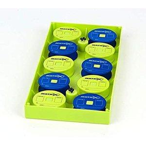 Matrix Eva rig discs & rig pins