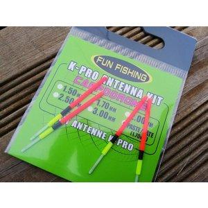 Fun Fishing Carpodrome K-pro antenna kit