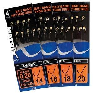 Matrix Bait hand method rig 0.18mm size 18