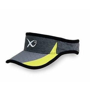 Matrix Grey/lime surfeit visor