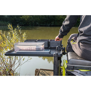 Matrix 3D-R self support side tray