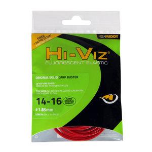 Middy Hi-Viz original solid elastic  6m