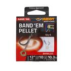 Middy Band'em pellet barbless 30cm