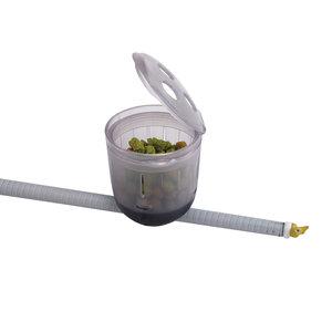 Middy Grip-flex tower pots 2pcs