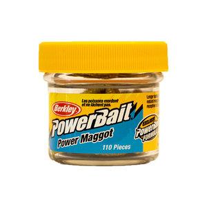 Berkley Powerbait power maggot yellow