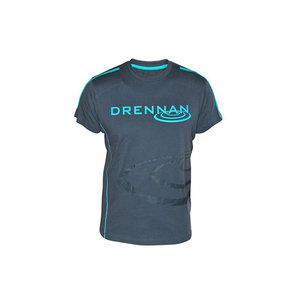 Drennan T-shirt aqua medium
