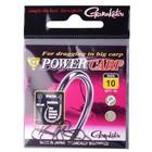 Gamakatsu Power carp ring eye barbless
